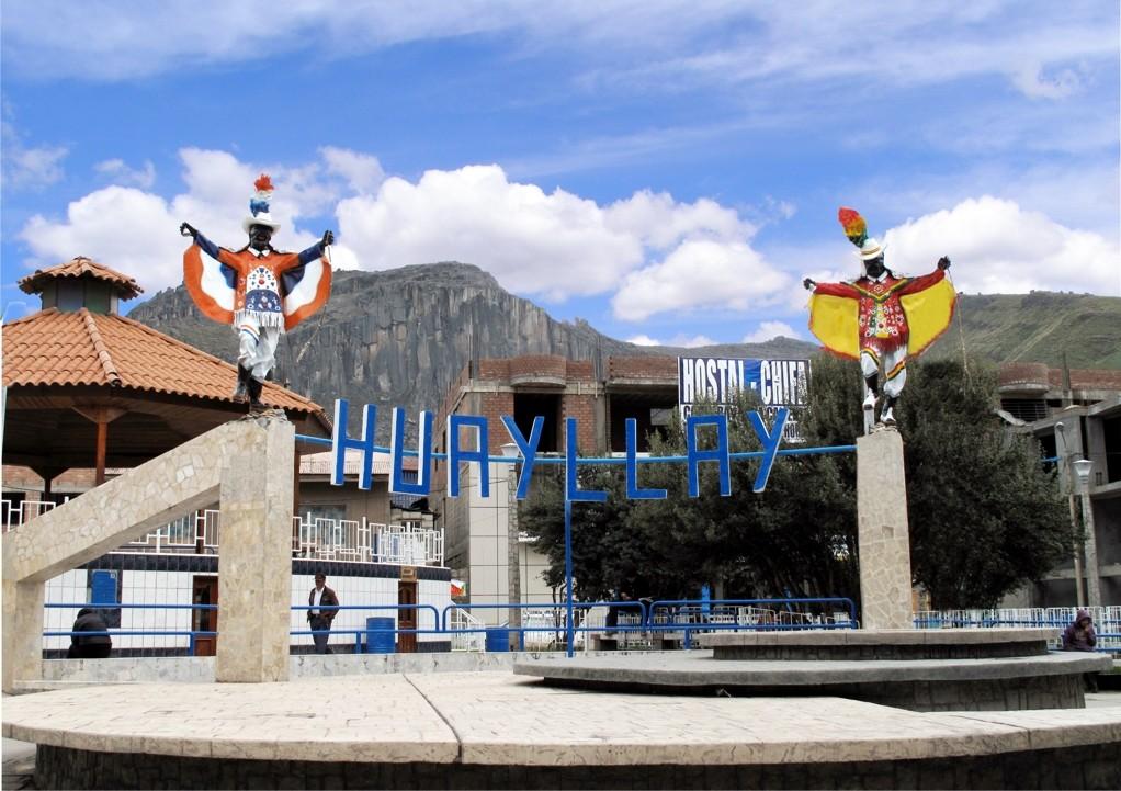 Plaza de Huayllay
